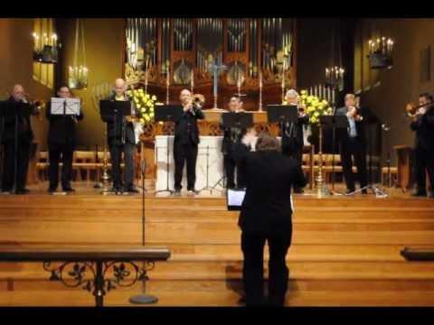 Rose City Trombones - Tower Music by V. Nelhybel