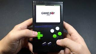 Game Boy Zero Custom Part Build Guide Part 2