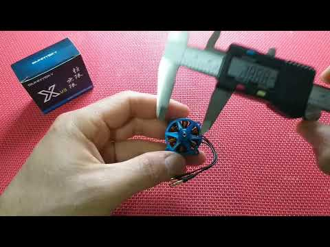 SunnySky X2302 1500Kv Motor for 3D ParkFlyer Airplane
