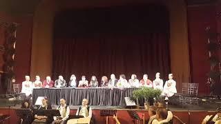 Konferenca për shtyp me rastin e 60 vjetorit të krijimit të Ansamblit Popullor , 10.11.2017
