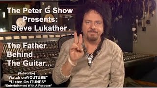 Steve Lukather On The Peter G Show