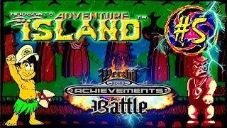 RA-Battle #5: Adventure Island, NES