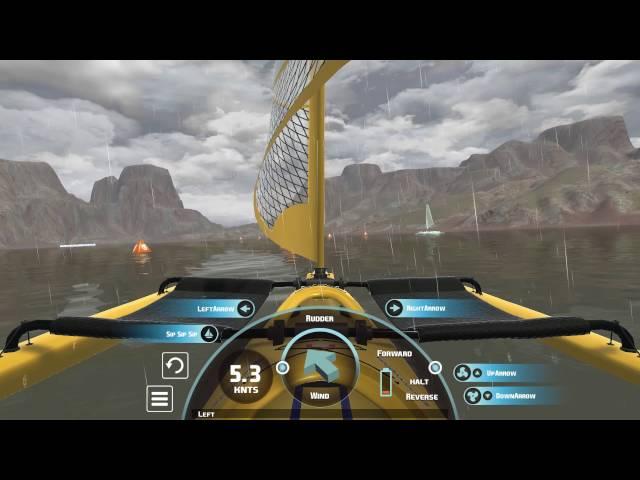 Tetra Sail Storm Demo