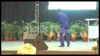Wow! Check Out Pastor Paul Enenche's Amazing Dance Steps