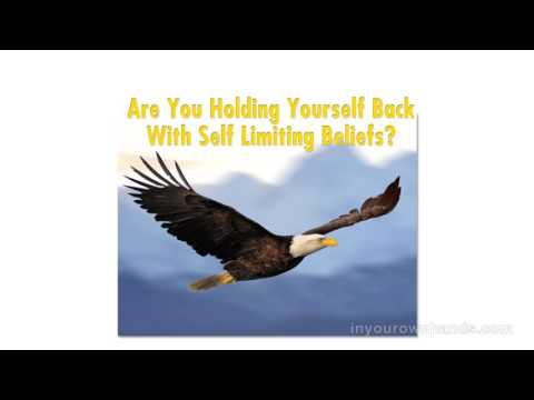 Self-Limiting Beliefs Limit Happiness