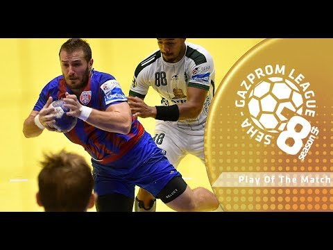 Play of the match: Nemanja Grbovic (Steaua Bucuresti vs Vojvodina)