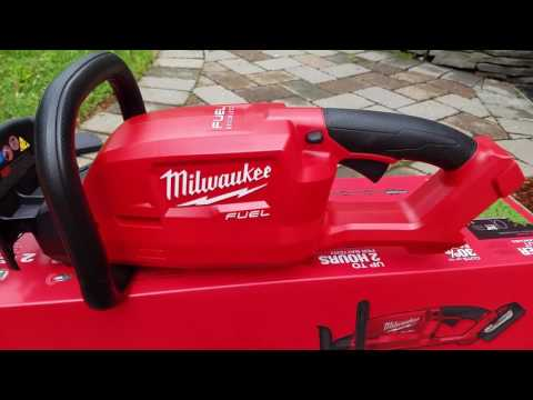 Milwaukee M18 Fuel Brushless Cordless Hedge Trimmer Kit Review