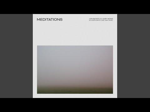 Meditation online metal music video by JONATHAN BATISTE
