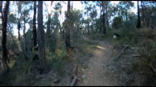 preview picture of video 'Tumut MTB Park - Part 1'