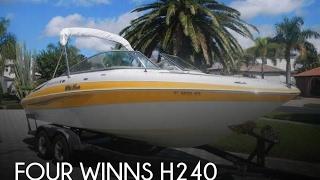 [UNAVAILABLE] Used 2008 Four Winns H240 in Apollo Beach, Florida