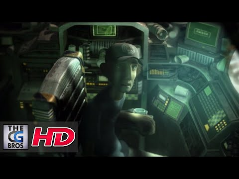 "CGI 3D Animated Award-Winning Short : ""E.T.A."" by – Junk"
