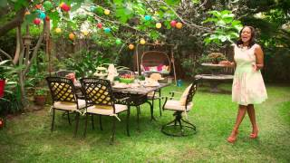 Pier 1 Imports: The Perfect Look For A Garden Party Brunch