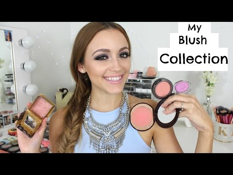 My Makeup Stash- High End Blushes!