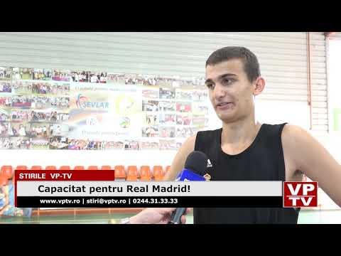 Capacitat pentru Real Madrid!