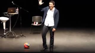 CONFERENCISTA motivacional ESPECIALISTA en LIDERAZGO | JUAN CHURIÓN