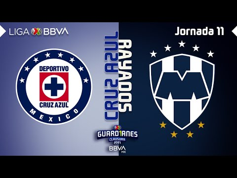 Resumen | Cruz Azul vs Rayados | Liga BBVA MX – Guard1anes 2021 – Jornada 11