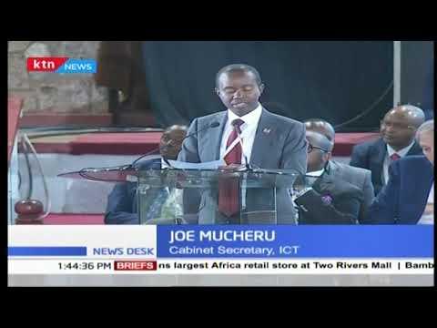 Connected Kenya Summit kicks off in Bomas of Kenya