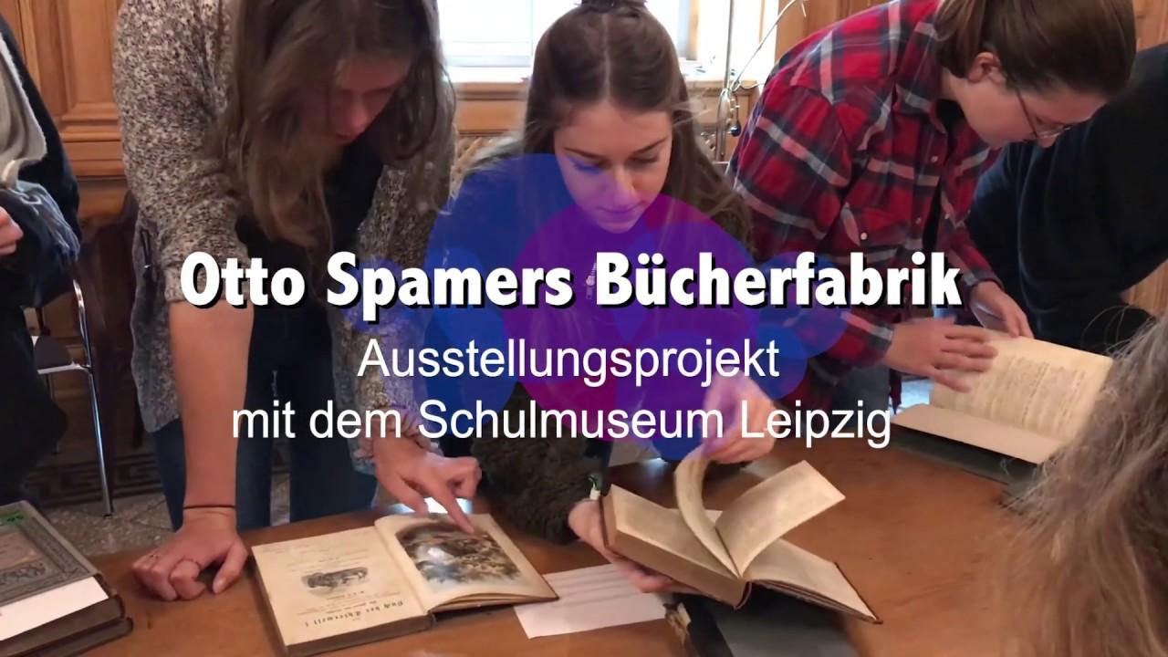 Otto Spamers Bücherfabrik - Sachbuchwelten für die Jugend