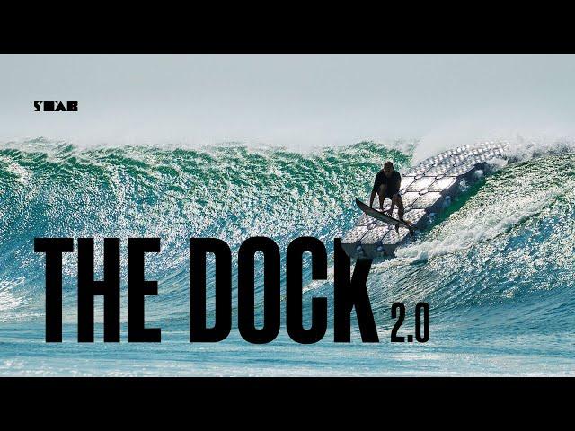 ¿Qué es «The Dock»? La serpiente flotante que quiere cambiar el surf