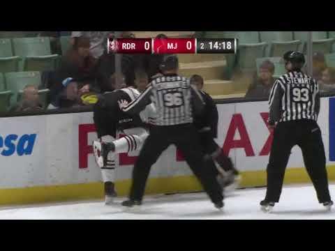 Blake Sydlowski vs. Yegor Buyalski