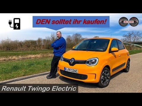 Renault Twingo Electric ZEN - Kaufen liebe Leute!   Test - Review - Verbrauch - Reichweite - Preis