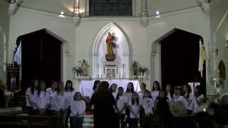 preview picture of video 'Celebra la vida - Coro Municipal de Niños y Jóvenes de Punta Alta'