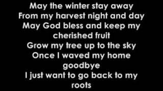 Evrovision 2010 Eva Rivas - Apricot Stone with lyrics