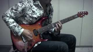 """In The Presence Of Enemies Pt. 1 """"Systematic Chaos"""" -Dream Theater- Cover by Muneyuki"""