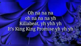 King Promise Ft WizKid   Tokyo Lyrics Video