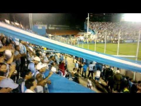 """BAC-BANDA ALMA CELESTE / SOU PAPUDINHO SIM SENHOR + GOL"" Barra: Alma Celeste • Club: Paysandu"