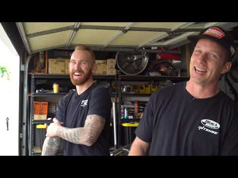 BlackOut 2.0 - EP3 - Brown haze, bloopers and 'being on set' w/ Tuerck and Forsberg