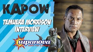 Temuera Morrison Interview