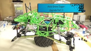 Axial Grave Digger Upgrade Part 3