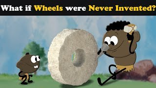 What if Wheels were Never Invented? | #aumsum #kids #science #education #children