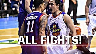 Terrence Romeo - All Fights Compilation