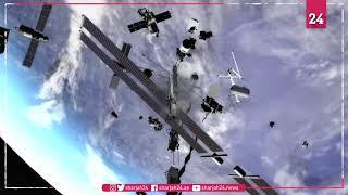"""رواد فضاء أميركيون وروس يستعدون للانطلاق إلى """"المحطة الدولية"""""""