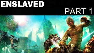 Let's Play Enslaved: Odyssey To The West - Part 1 - The Slave Ship