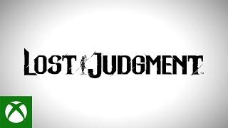 Xbox Lost Judgment | Announcement Trailer anuncio
