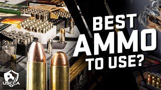Best Handgun Ammo To Use?