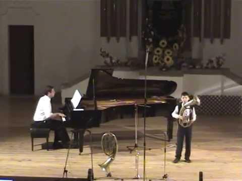 Ljiljan - Miloš Budimirov (baritonhorn)