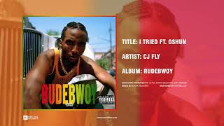 CJ Fly - I Tried ft. OSHUN (Official Audio)