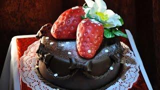 Шоколадная мастика домашнего приготовления (Chocolate paste) фото