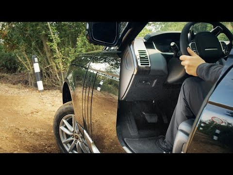 2015 Range Rover - All-Terrain Progress Control