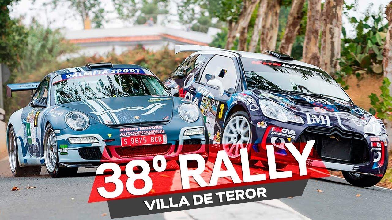 Rally de Teror 2018