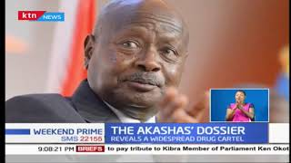 The Akasha's Dossier: Yoweri Museveni's family mentioned in the drug case facing Akasha brothers