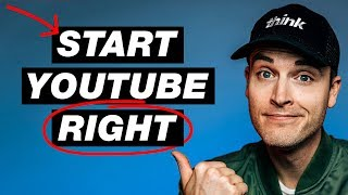 How to Start a Successful YouTube Channel in 2020 — 3 Tips