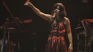 Bat For Lashes Live - A Wall @ Sziget