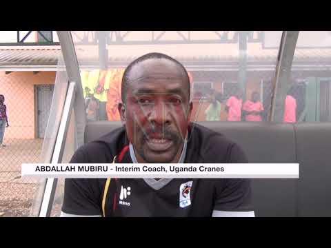 2020 CHAN QUALIFIER: Uganda Cranes eager to get the job done in Burundi