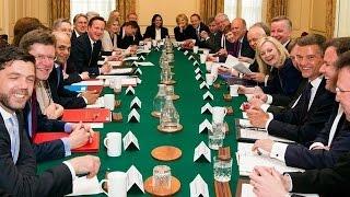 BBC第2次キャメロン内閣の初閣議今度は保守党だけで