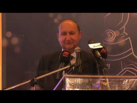 كلمة الوزير/ عمرو نصار خلال اطلاق استراتيجية وجائزة الابتكار فى الصناعة